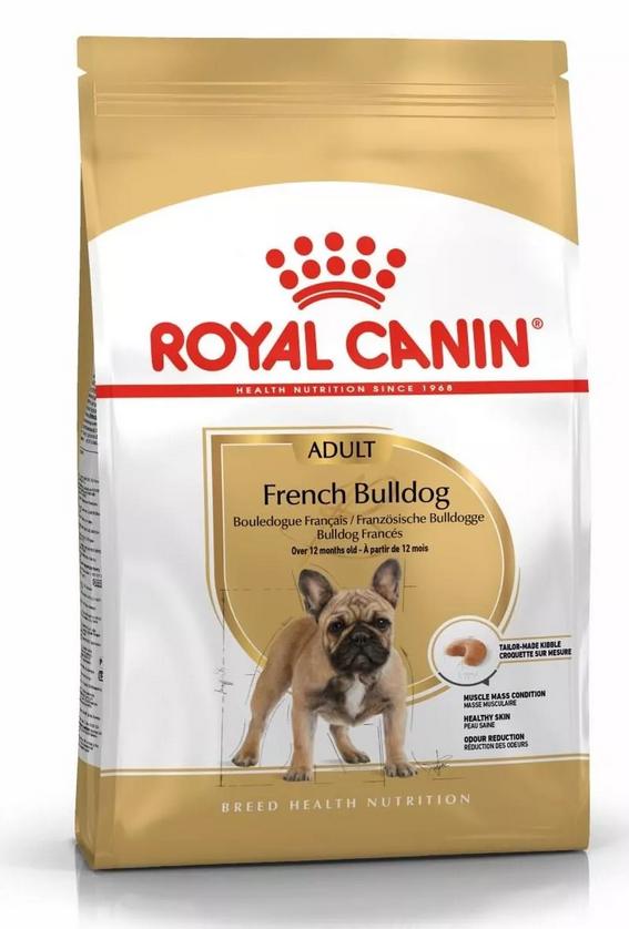 Karma dla buldoga francuskiego - Royal Canin French Bulldog Adult